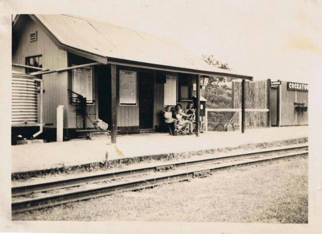 Old station  Cockatoo vic