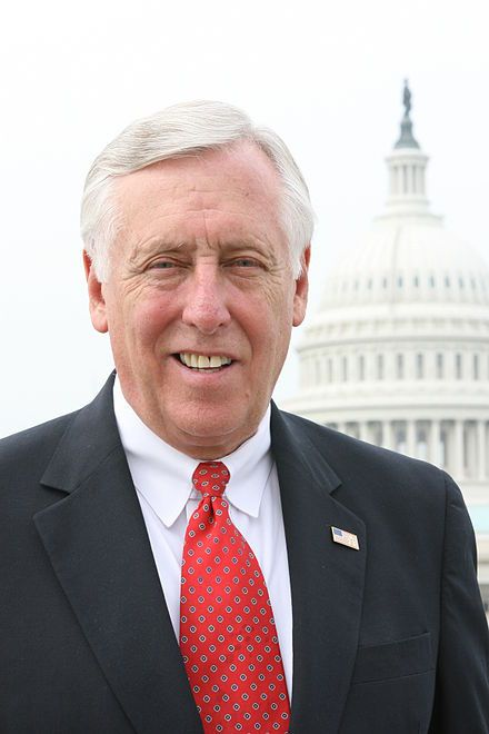 Steny Hoyer House Majority Whip official photo
