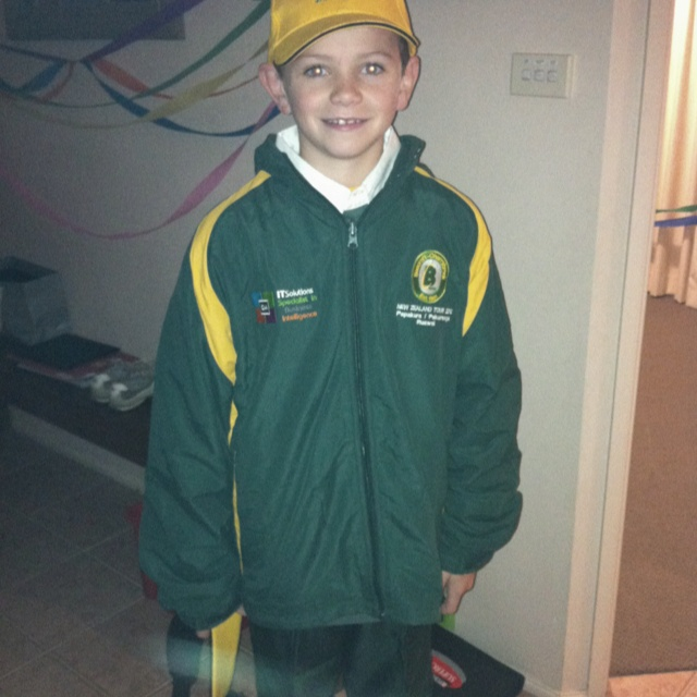 Ready to go - 530am 30 June 2012
