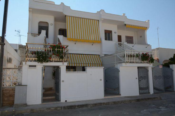 Appartamento Totò Sx Piano Terra, a 80 mt dalle calette e 350 mt dalla baia principale di Torre Lapillo,