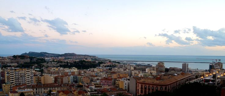 Have a nice evening from Cagliari. www.cagliariholidays.com