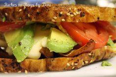 *Riches to Rags* by Dori: Chicken Club Sandwich
