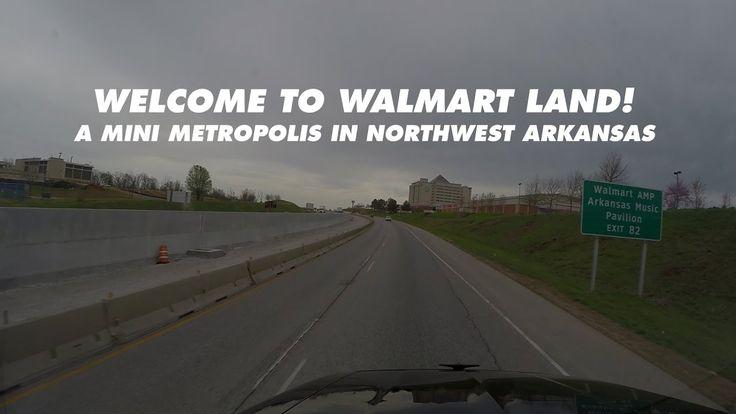 Welcome to Walmart Land  |  Allie Knight