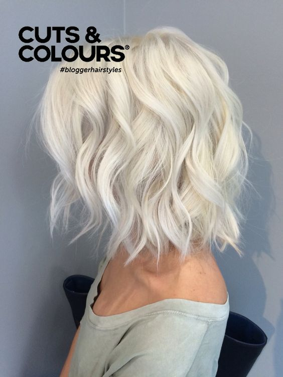 Nog steeds wordt geel blond ingeruild voor de ijs tinten, zoals ice blond, grijs of witblond.