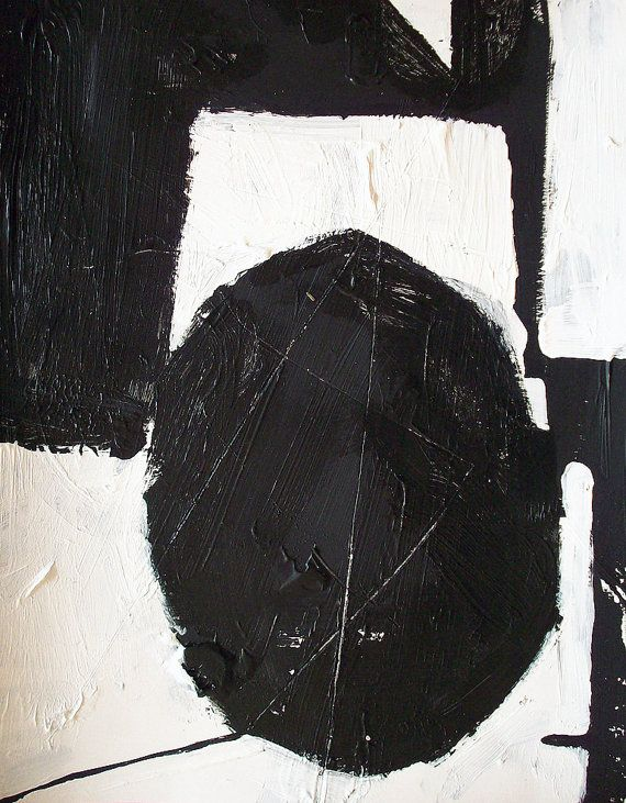 123 best images about diy black and white abstract on for Diy contemporary art