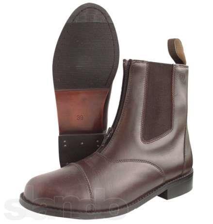 Одежда и обувь для всадников
