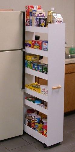 fridge side storage