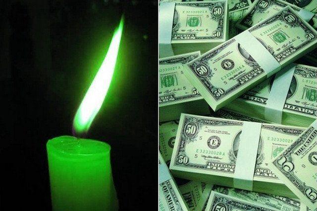 Магический ритуал Зазываем деньги в дом