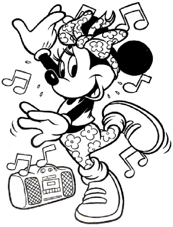 1008 best For Coloring images on Pinterest Coloring books - fresh coloring pages mickey mouse free
