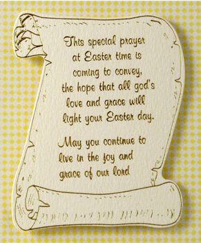easter prayers and blessings | easter prayer