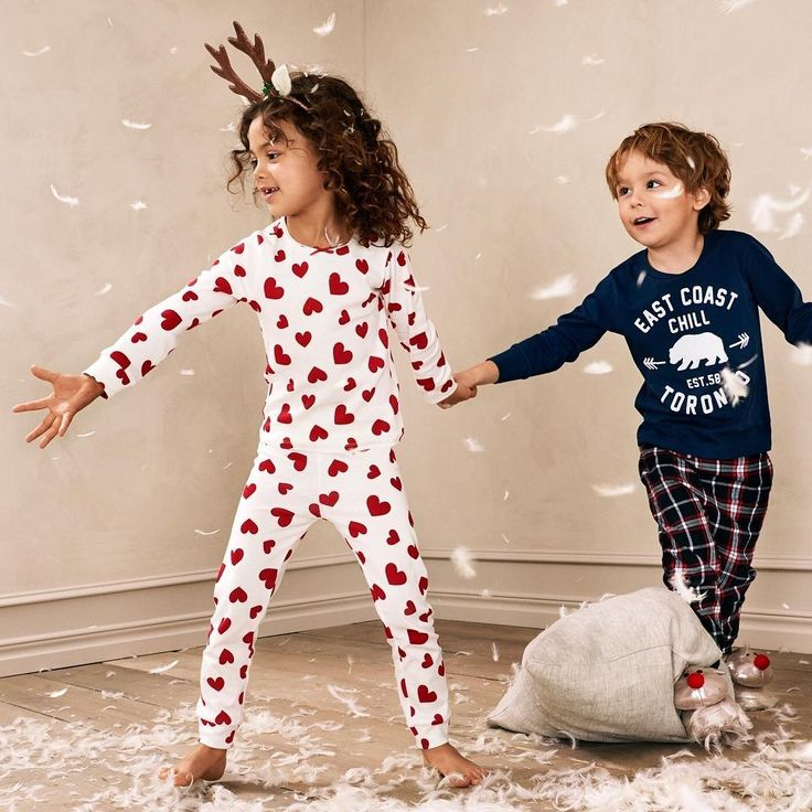 """2,386 Likes, 49 Comments - H&M Kids (@hm_kids) on Instagram: """"Stock up on cosy new pyjama pals for the littlest holiday makers. ❄️ #hmkids"""""""