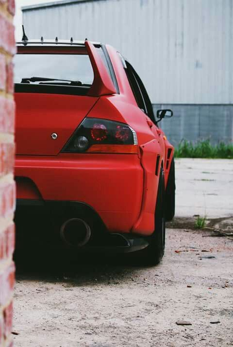 Dream Car♡ Mitsubishi Lancer Evo