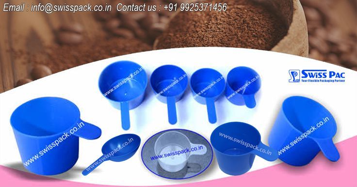 We manufacture our #MeasuringScoops by using superior grade FDA approved materials so they are extremely #reliable, #appealing and have longer #life. To know more visit at http://www.swisspack.co.in/measuring-scoops/