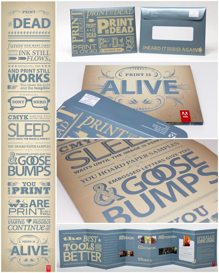 Print is Dead - G2 San Francisco