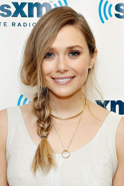 Elizabeth Olsen- still trying to decide if she looks more like mk or ash