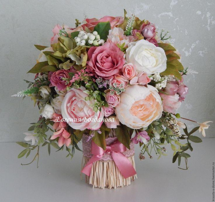 Где купить букеты из искусственных цветов, можно купить цветы