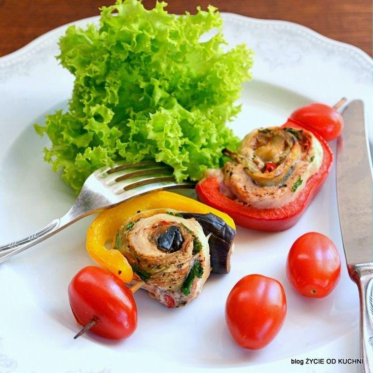 Dietetyczne szaszłyki, dieta bez soli i grill - te pojęcia pozornie wykluczają się wzajemnie. A jednak da się je pogodzić ! O koniec...