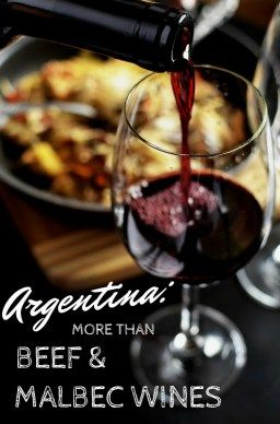 Traditional Argentina food