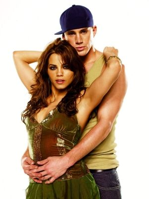 I love them all, but the first is the best (character wise) since this one came out I have become a huge Jenna Dewan fan- and think she's hugely under-rated. Her and Channing were as perfect match in the film. Obviously their married now, bonus. The other two films are both amazing too.I prefer the dancing as well, more my sort! Moose is the best character by far. I dare you to disagree!