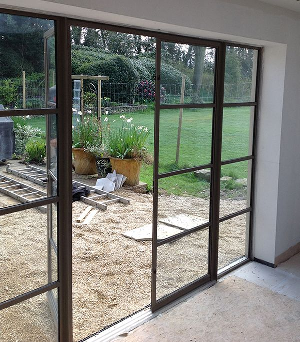 17 Best ideas about Metal Windows on Pinterest | Black trim ...