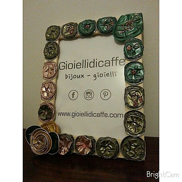 44 best images about gioiellidicaffe on pinterest for Porte 60 capsules nespresso