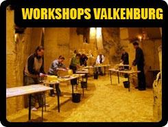 Mergelworkshop Fluweelengrot Valkenburg  #mergel #fluweelengrot #Valkenburg #Limburg #kastelen #ruine #familie