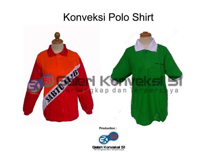 Konveksi Polo Shirt Komunitas