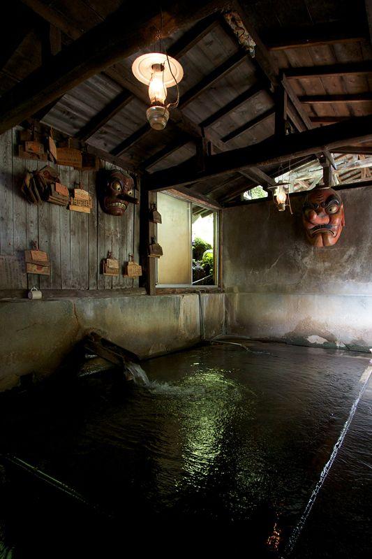 Nasu hot spring, Tochigi, Japan