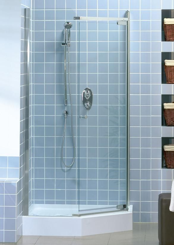 Showers With Sizzle : Page 06 : Rooms : Home & Garden Television