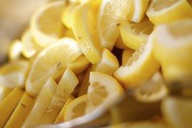 Lait d�maquillant au citron