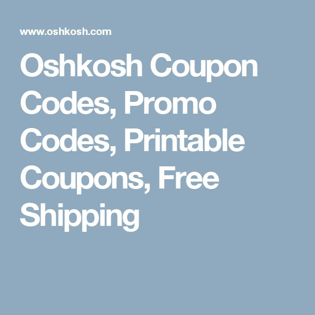 The 7 best american girl images on pinterest american girls check out the most current big deals and discounts at oshkosh bgosh find and share the latest oshkosh couponpromo codes and in store printable coupons fandeluxe Gallery