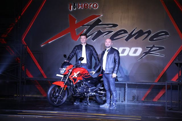 Wheels 24X7: Finally! Hero Motocorp Launches Xtreme 200R