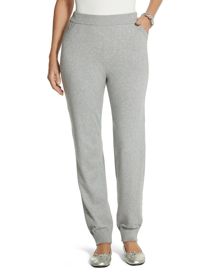 Super comfy. Ordered this to go with sweater. Chico's  #chicos