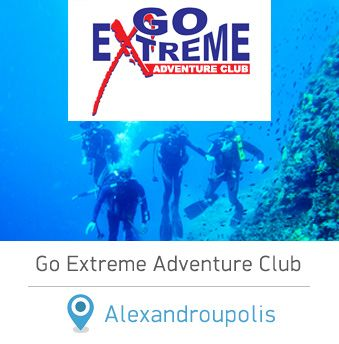 Go Extreme Adventure Club Alexandroupolis. http://www.dreamingreece.com/activity/go-extreme-diving #scubadiving #alexandroupolis #diving #dreamingreece #greece #watersports #wateractivities #vacations #holidays