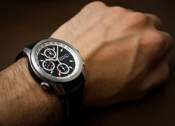 Bremont ALT1-WT World Timer Watch Review | aBlogtoWatch