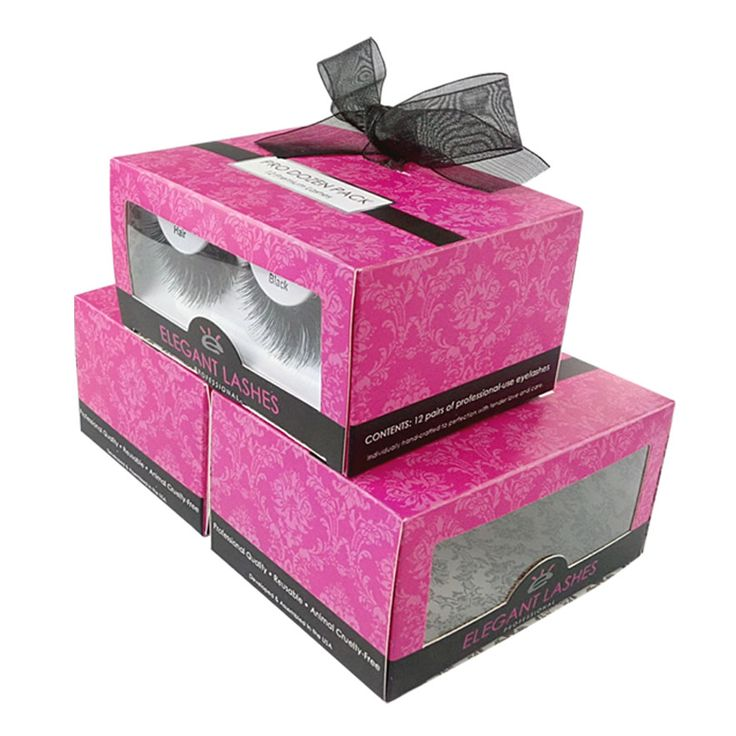 Looking for the packaging company who is offering you best and highly designed eyelash boxes on wholesale rates? Then contact The Custom Packaging and avail best packaging.