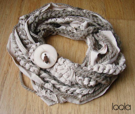 collana o scaldacollo di loolalab su Etsy