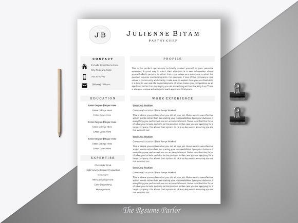 250 best Resume Templates images on Pinterest Resume templates - powerpoint resume template