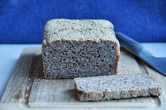 Chleb doskonały (bez mąki i drożdży) z namoczonej kaszy