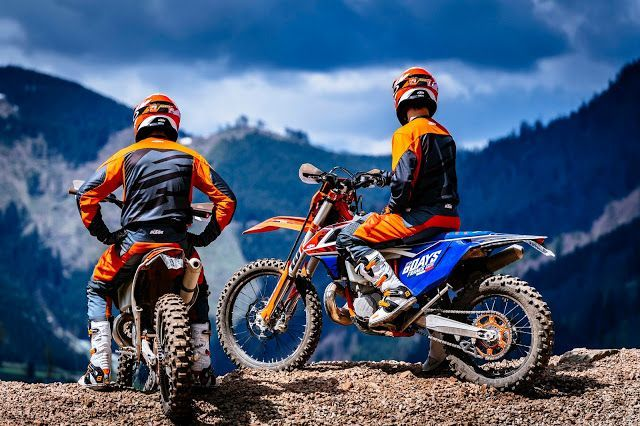Pin On Off Road And Off Track Mx And Enduro Motorcycles