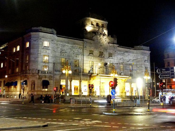 królewski teatr dramatyczny w sztokholmie dramaten