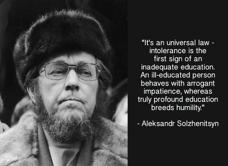 Alexander Solzhenitsyn Quotes Quotesgram