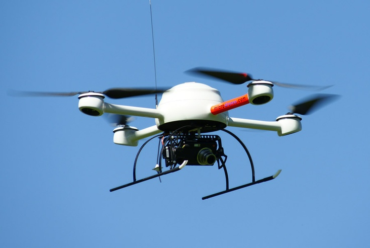 We provide aerial photography services with unmanned drones for a wide range of industry clients