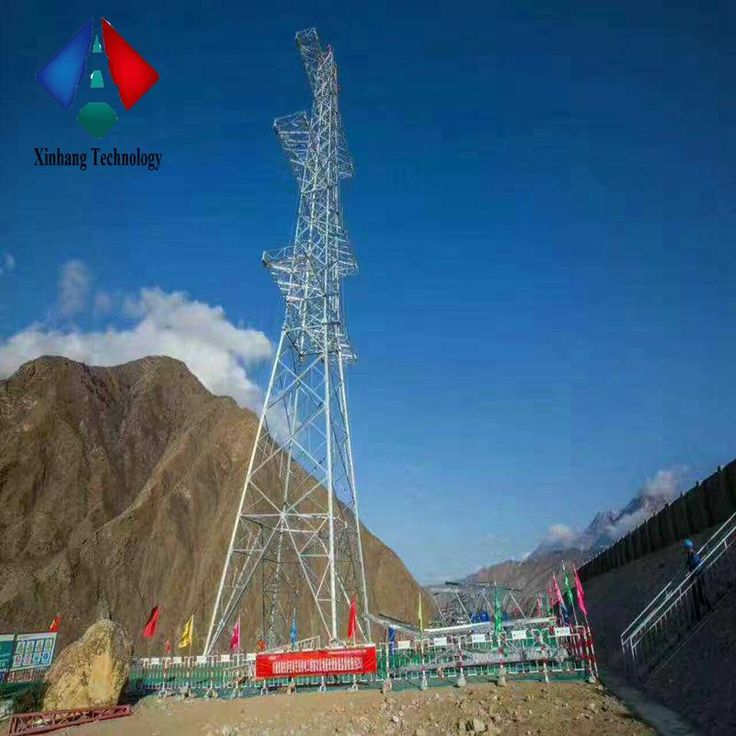 electrical 30ft steel pole iso certificate utility poles 20 meter tower