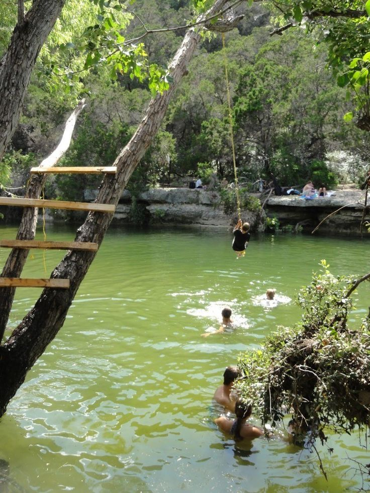 10 Secret Outdoor Spots You Can Hike to in Austin, Texas