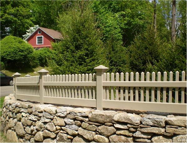 13 Best Fences On Retaining Wall Ideas Images On Pinterest