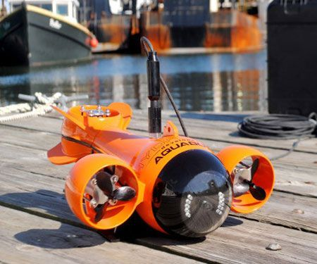 Remote Control Submarine Camera
