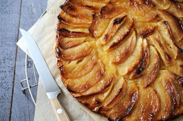 Tarte fine aux pommes (5)