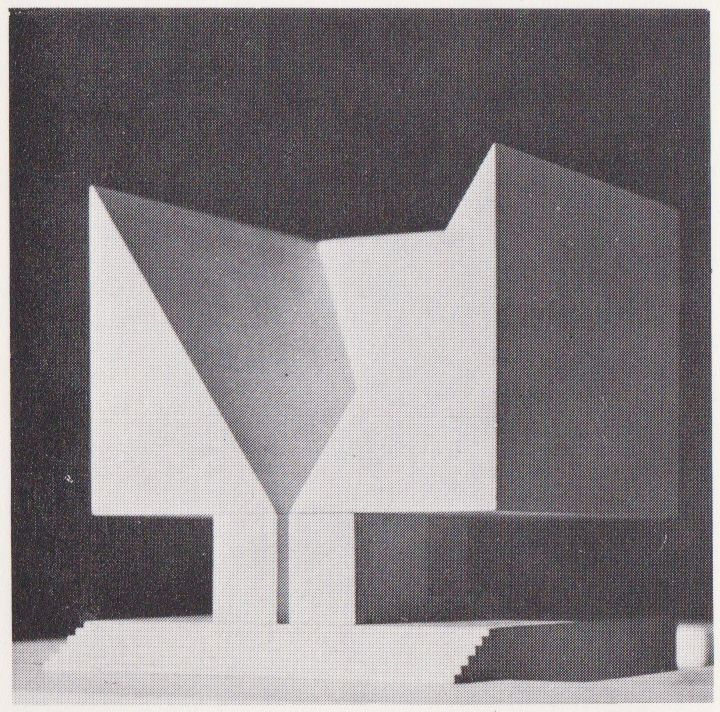 icancauseaconstellation:    Aldo Rossi : Memorial German Opposition, 1962