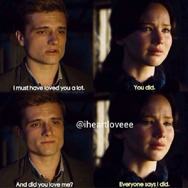Hunger Games. Mocking Jay quote.